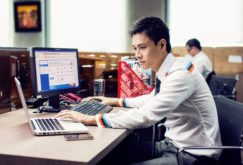 Doanh nghiệp miền Trung thúc đẩy ứng dụng thương mại điện tử