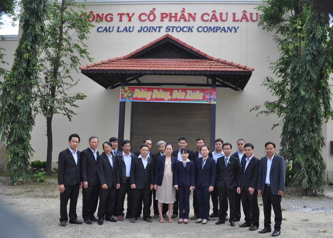 CauLau là một Công ty hàng đầu tại Việt Nam trong lĩnh vực thiết kế và thi công nội thất gỗ. ( Ảnh CauLau)