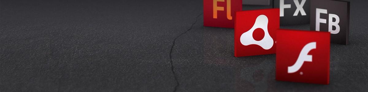 8 lý do không nên thiết kế web flash
