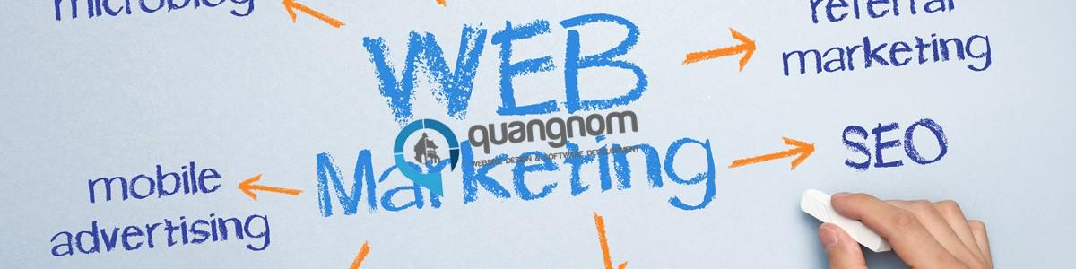 Thiết kế web hiệu quả kết hợp chiến lược tiếp thị trực tuyến