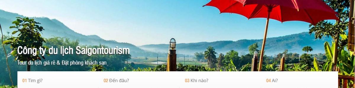 Bàn giao website cho công ty du lịch Saigontourism