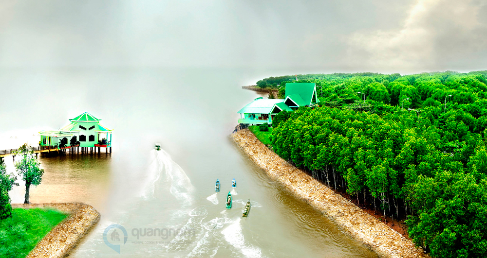 Thiết kế website và marketing online cho dự án mới của Saigontourism