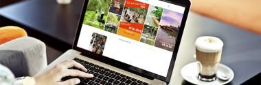 Bàn giao website tour du lịch miền Tây